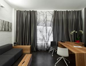 Использование штор в дизайне интерьера