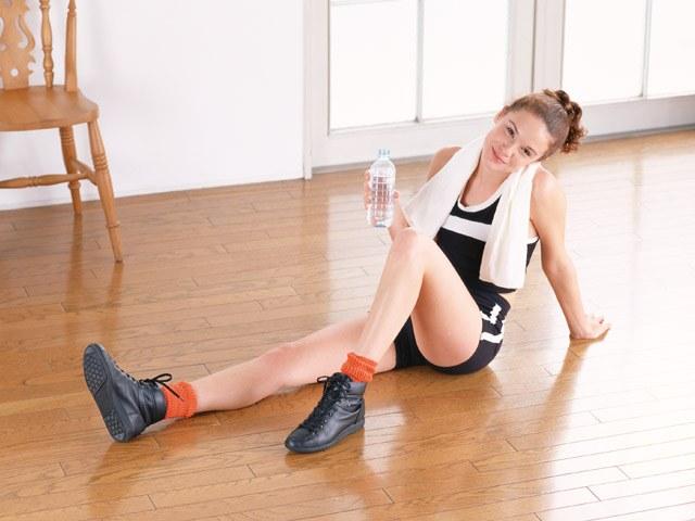 Фитнес дома: в здоровом теле здоровый дух
