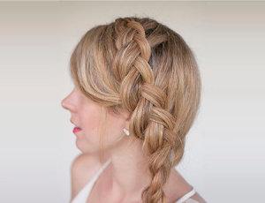 Романтичная коса за 3 минуты!