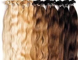 Нарощенные волосы