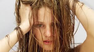 Что делать с жирными волосами?