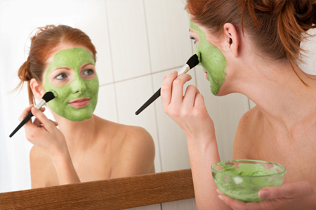 Маски из овощей для вашей кожи