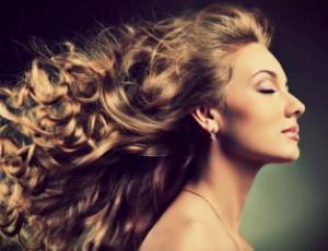 Густые и длинные волосы