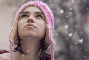 Зимой необходим особый уход