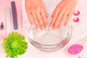 Рецепты для здоровых ногтей