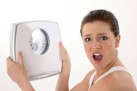 Лишний вес в праздники