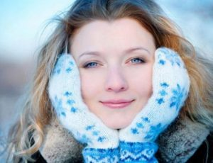 Зимний уход за лицом