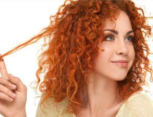 Вьющиеся волосы нуждаются в уходе