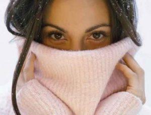 Защита кожи в холодное время