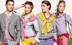 Модная женская одежда в интернет-магазине