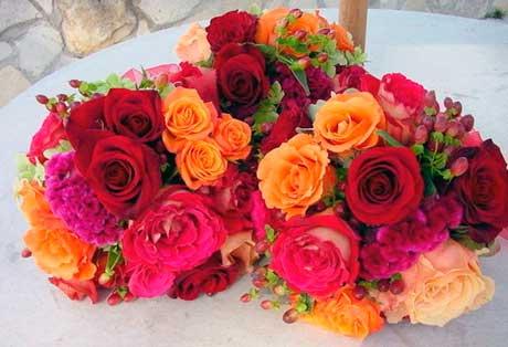 Свежие цветы с доставкой на дом вашей любимой