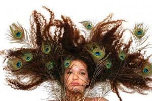 Волосы: странный тип