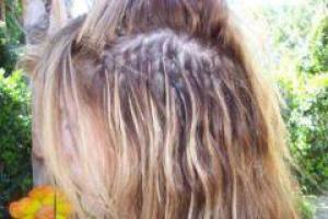 Лысые девушки – жертвы наращивания волос