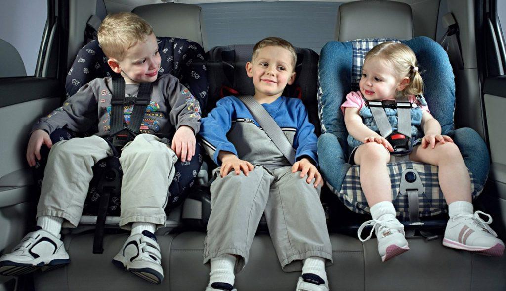 Выбираем правильное детское автокресло