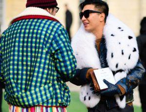 Неделя Высокой моды в Париже: хроники street style