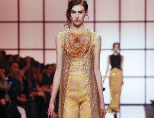 Лучшие показы Недели Высокой моды в Париже 2017