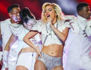 Super Bowl 2017: все о нарядах для грандиозного выступления Леди Гаги
