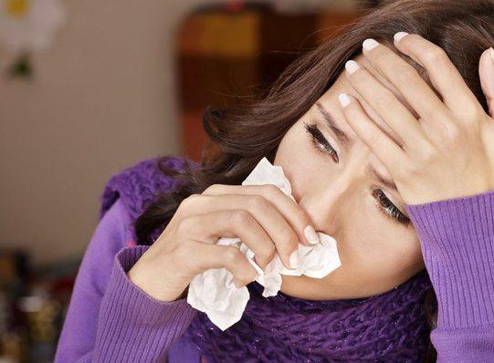 Гайморит: последствия насморка и не только