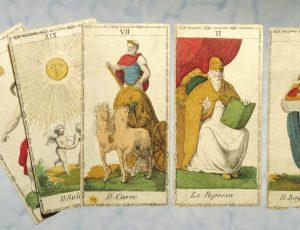 Карты Таро: сеанс психотерапии и встреча со своими демонами