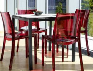 О преимуществах пластиковой мебели