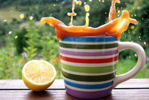 Топ-5 горячих напитков, эффективных при простуде