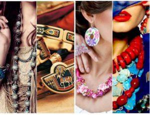 Выбор бижутерии исходя из стиля одежды