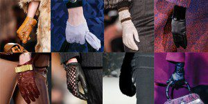 Мода на перчатки