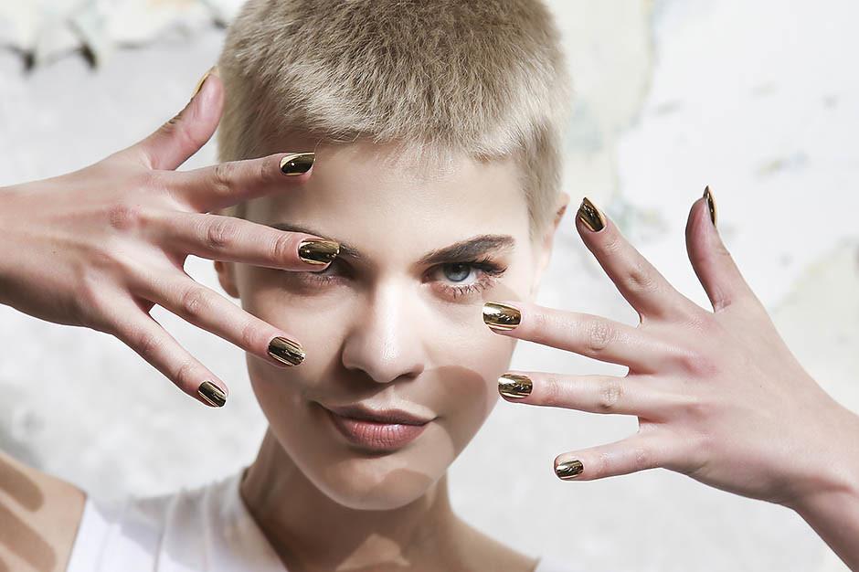 Правильная длина и оптимальный цвет для любой формы ногтей