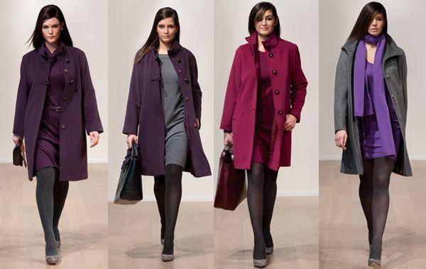 Пальто и стильные образы для весенней женщины 2017 года