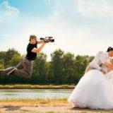 Организация свадеб: фото и видеосъемка на свадьбе
