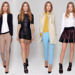 Модная тенденция – минимализм в одежде