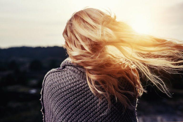 Как ухаживать за волосами весной