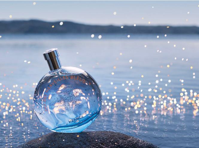 Мечты о море: аромат Eau des Merveilles Bleue от Hermes