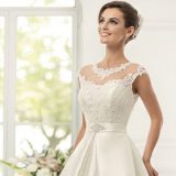Тенденции зимы и осени на свадебные платья