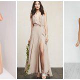 Как и с чем носить платье макси: 10 модных идей