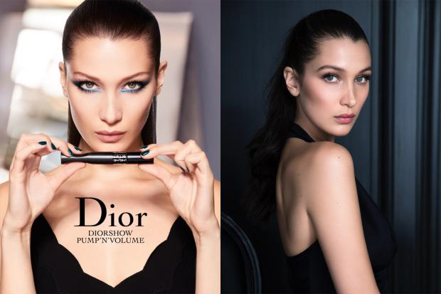 Dior выпустил тушь с эффектом накладных ресниц