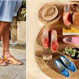 Весенне-летняя коллекция обуви Geox
