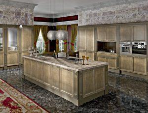 Выбираем стиль мебели для кухни