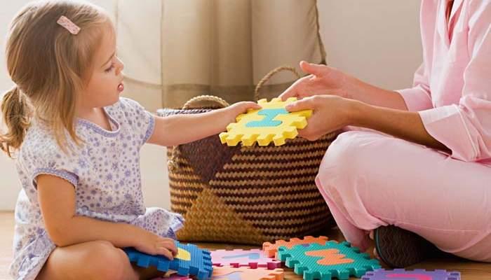 Самоделки — развивающая игра для малыша