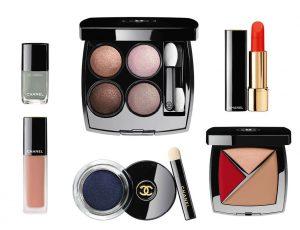 Осенние коллекции макияжа 2017