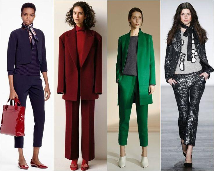 Женские костюмы: разнообразие фасонов на все случаи жизни