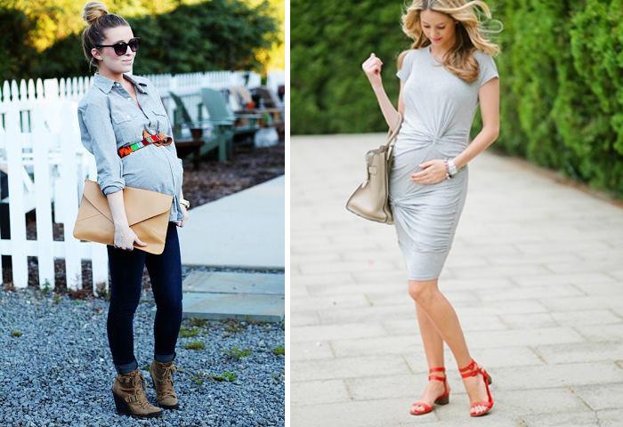 Три характеристики хорошей обуви для будущей мамы