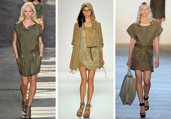 Сафари – модный стиль в одежде