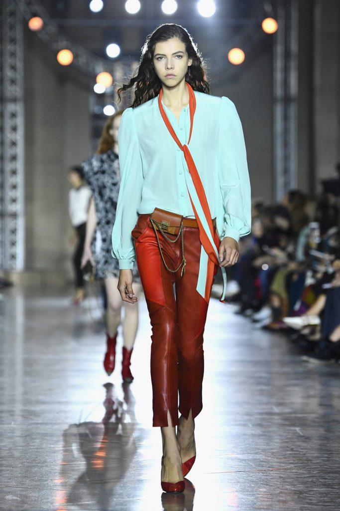 Клэр Уэйт Келлер показала первую коллекцию для Givenchy