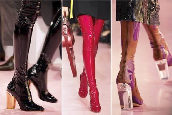 Модная обувь в сезоне 2017-2018 года