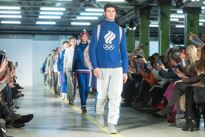 Олимпиада 2018: эволюция формы российской сборной