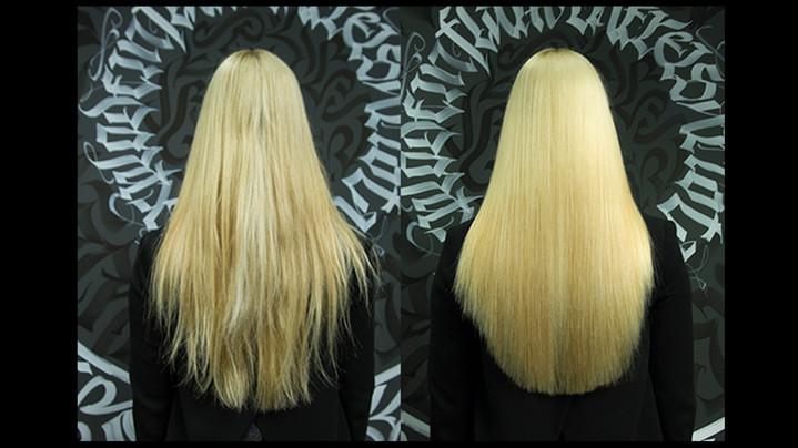 Ботокс для волос – спасение блеклых и сухих прядей