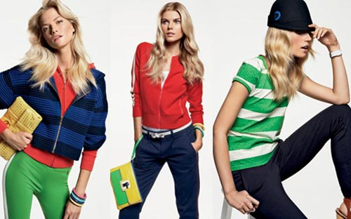 Спортивные кофты в женском гардеробе