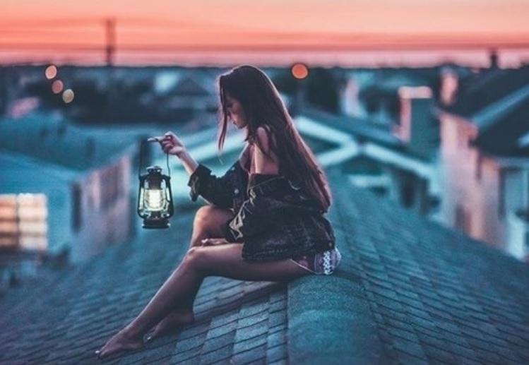 Одинокая и… счастливая!