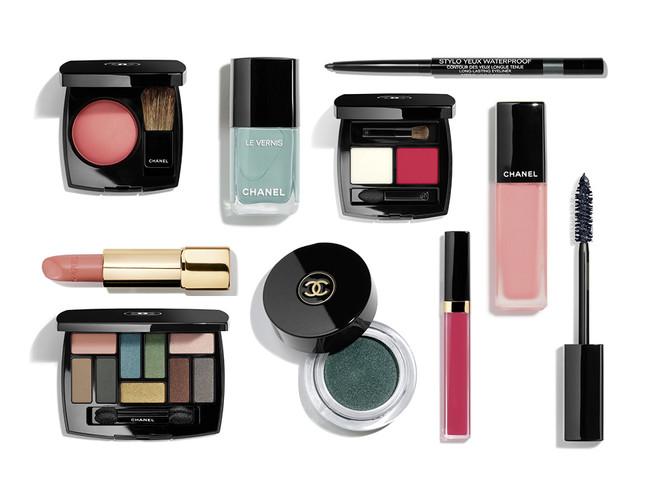 Цветные сны: весенние коллекции макияжа 2018
